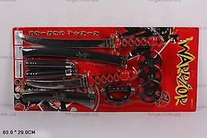 Набор оружия для игр с Ninja, RZ1196