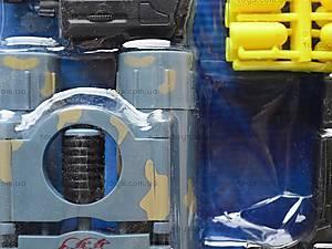 Набор оружия «Полиция», 3023B, отзывы