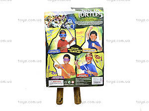 Детский набор оружия «Ниндзя черепашки», 09321, фото