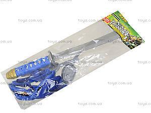Набор оружия «Ниндзя черепашки», 09334, игрушки