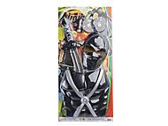 Детский набор оружия «NINJA», RZ1409