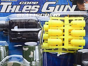 Набор оружия «Полиция», 3023B, іграшки