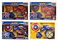 Набор оружия супергероя с аксессуарами  , SB424ABC, фото
