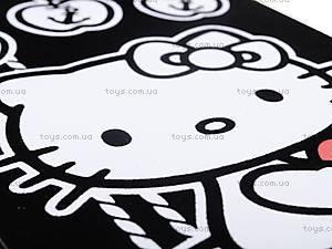 Набор детских открыток с бархатом Hello Kittу, HK14-219K, купить
