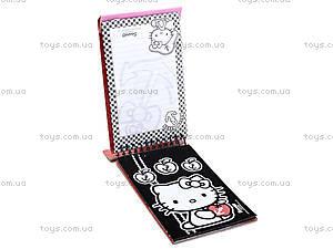 Набор детских открыток с бархатом Hello Kittу, HK14-219K, фото