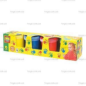 """Набор пальчиковых красок """"Мои первые рисунки"""" SES, 0305S, купить"""