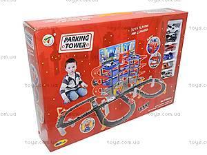 Набор «Паркинг», P3988A-2, игрушки
