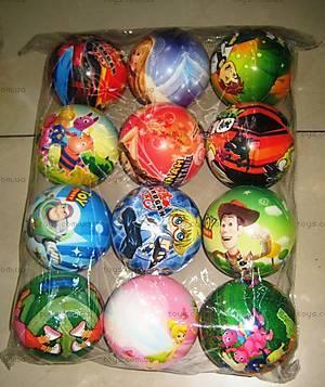 Набор паролоновых мячей, 1702-14