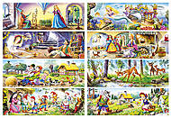 Набор пазлов MINI на 105 деталей «Сказки», A-10503-B, фото