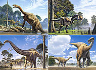 Набор пазлов MINI на 120 деталей «Динозавры», A-12022-D2