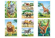 Набор пазлов MINI на 24 детали «Животные», A-02405-Z, отзывы