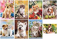 Набор пазлов MINI на 54 детали «Животные», A-08521-Z, фото
