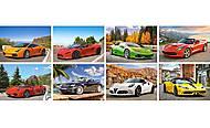 Набор пазлов MINI на 80 детали «Автомобили», A-08514-M