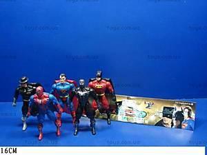 Набор персонажей «Супер герои», 2008-5A