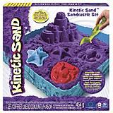 Набор песка «ЗАМОК ИЗ ПЕСКА» фиолетовый, 71402P