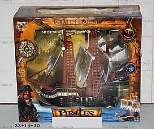 Набор «Пиратский корабль», 351-2