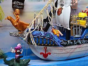 Набор «Пиратский корабль», с аксессуарами, 50828A, фото