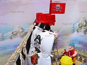 Набор «Пиратский корабль», с аксессуарами, 50828A, отзывы