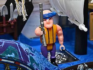 Набор «Пиратский корабль», с аксессуарами, 50828A, игрушки