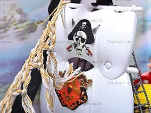 Набор «Пиратский корабль», с аксессуарами, 50828A, детские игрушки