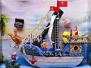 Набор «Пиратский корабль», с аксессуарами, 50828A, магазин игрушек