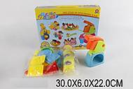 Набор пластилина с приспособлениями для лепки, 6321, отзывы