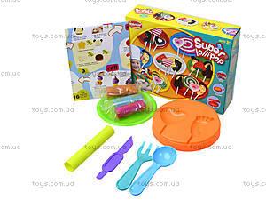 Набор пластилина с инструментами для лепки, KA4014AB, купить