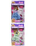 Набор платьев для кукол Барби, S07, іграшки