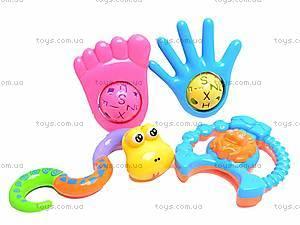 Набор погремушек для малышей, 8319A-9