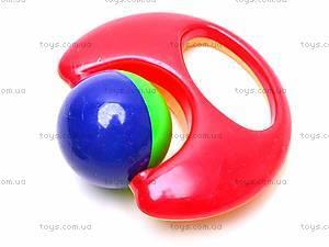 Набор погремушек, для малышей, 431-6, игрушки