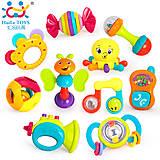 Набор погремушек Huile Toys, 10 штук, 939, отзывы