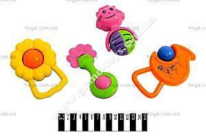 Набор погремушек для младенцев, 38330-1
