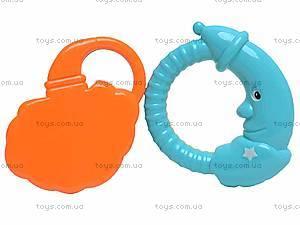 Набор погремушек разноцветных, 8319A-7, детские игрушки