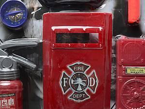 Набор пожарника с маской, 9955, фото