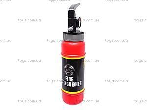 Набор пожарника с огнетушителем, 5033A, купить
