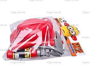 Набор пожарника с огнетушителем, 5033A, цена
