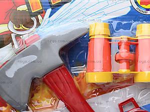 Игровой набор пожарника, 8022-3, купить