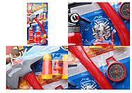 Игровой набор пожарника, 8022-3, фото