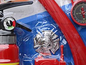 Игровой набор пожарника, 8022-3, цена