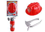 Набор игровой «Пожарник» Орион, 328 в.2, купить