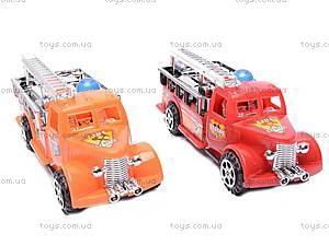 Набор пожарных машин, 819-3, купить