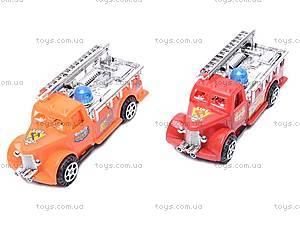 Набор пожарных машин, 819-3