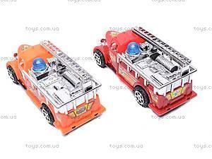 Набор пожарных машин, 819-3, игрушки