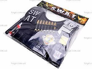 Набор полицейского с пистолетом, 2012M-02, купить