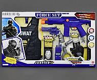 Набор полиции «SWAT», 34270, купить
