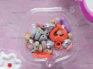 Набор пони с аксессуарами в сумке, 6617A-5, детские игрушки