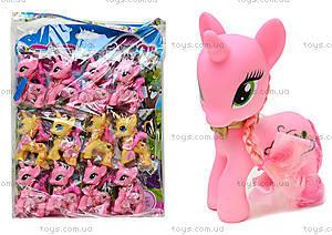 Розовый пони на планшете, 8812-10