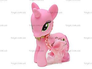 Розовый пони на планшете, 8812-10, отзывы