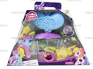 Набор пони в коробке, 6626-1, игрушки