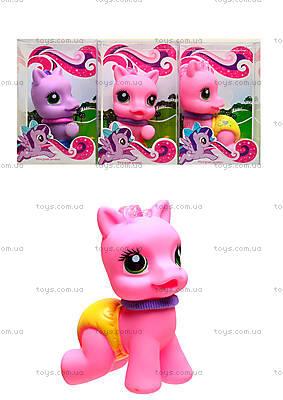 Игрушка для детей «Малыш пони», 021